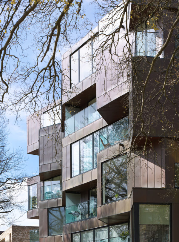 Alison Brooks Architects _ Accordia _ Brass Building _ Featured View
