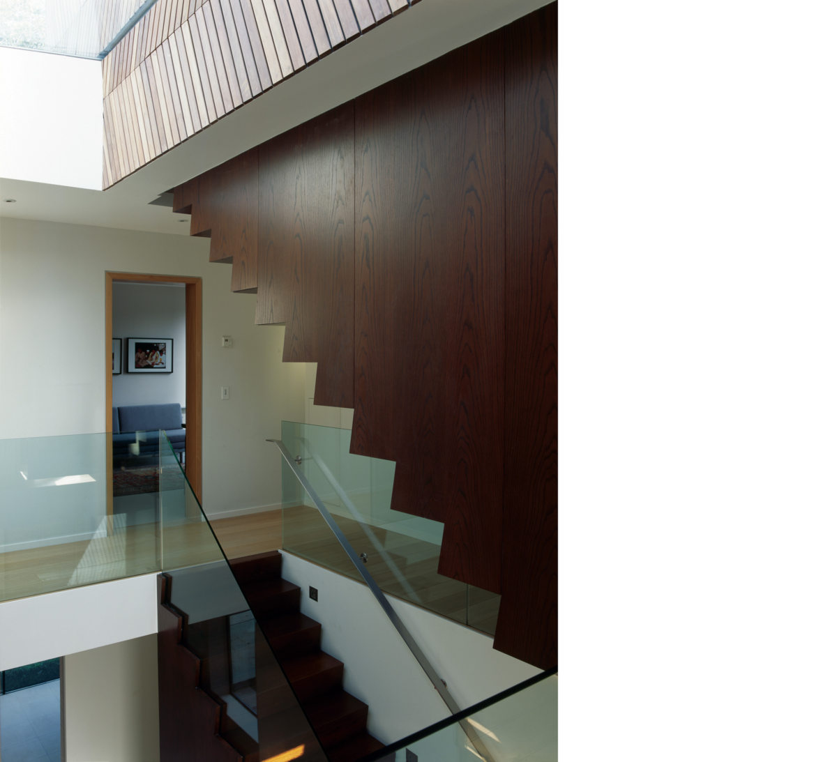 Alison Brooks Architects _ Herringbone Houses _ Stair 3