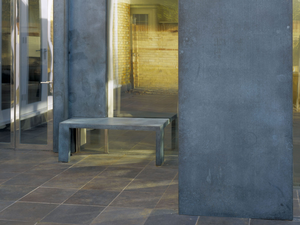 Alison Brooks Architects _ Fold House _ Wandsworth London _ Photo Chair Detail