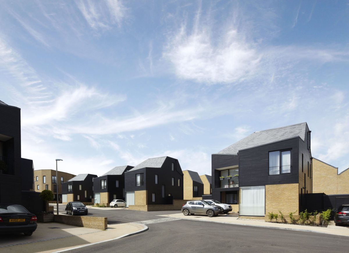 Alison Brooks Architects _ Newhall Be _ Harlow Essex _ Photo Vialls Street