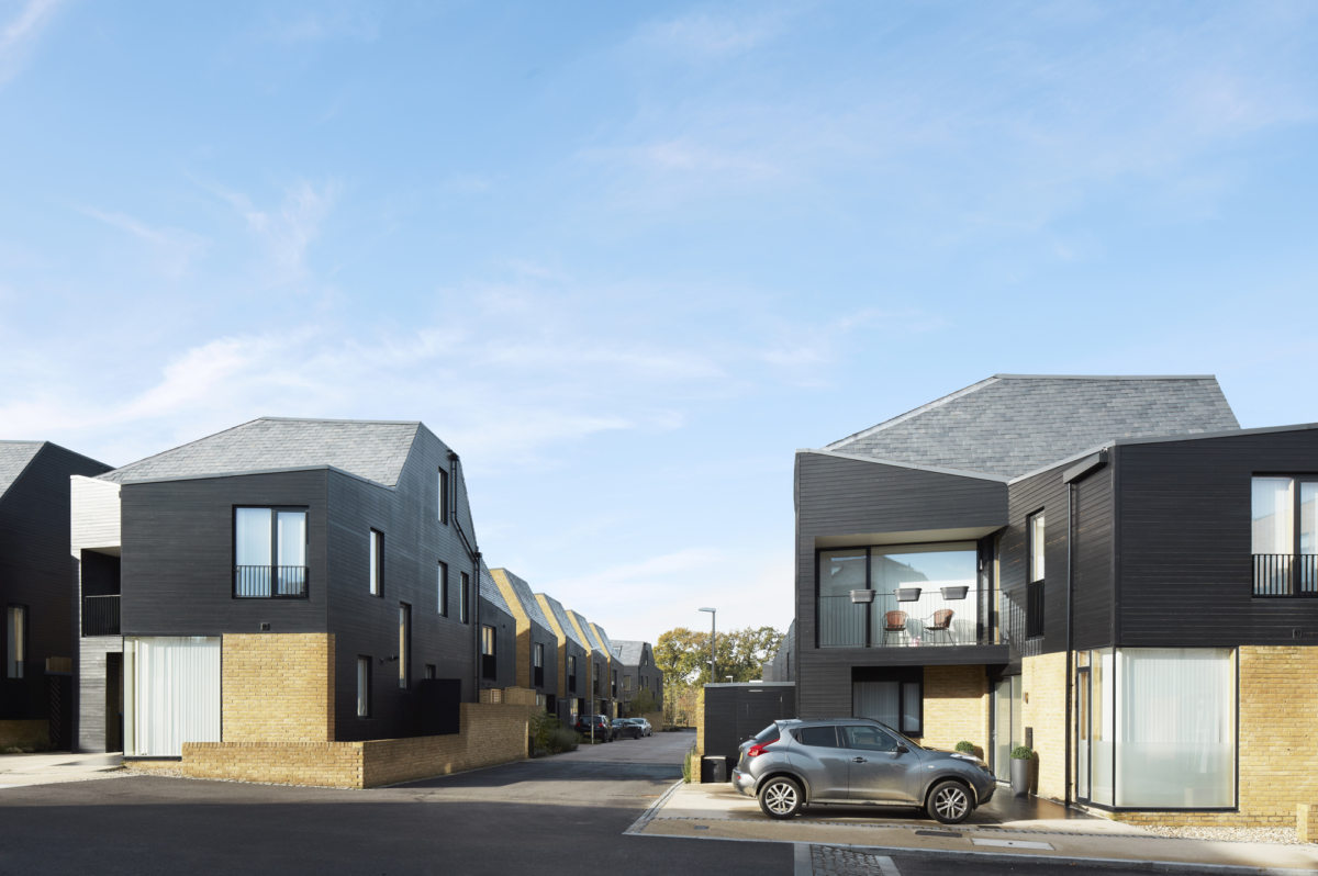 Alison Brooks Architects _ Newhall Be _ Harlow Essex _ Photo Villas Street