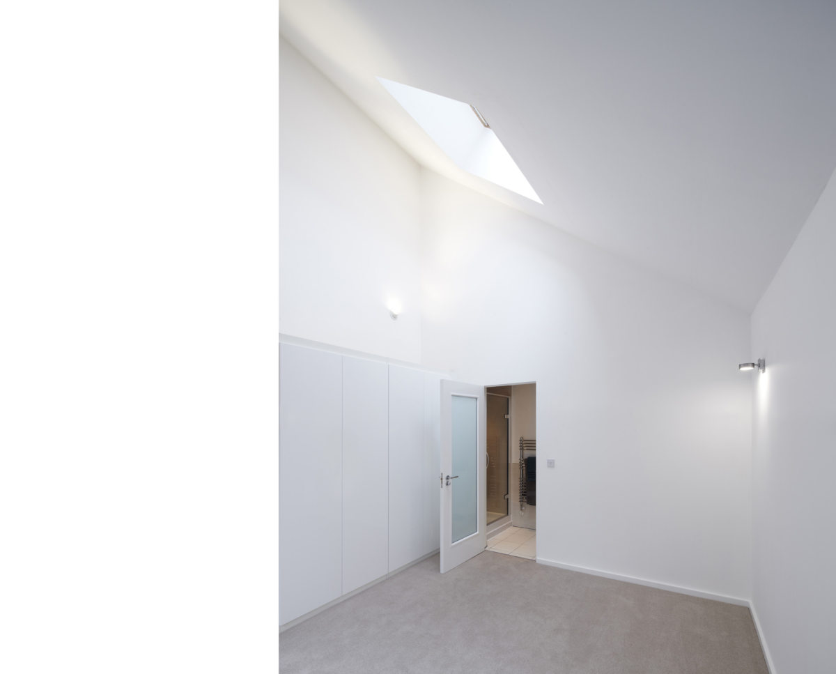 Alison Brooks Architects_Newhall Be_Courtyard House_Bedroom 2