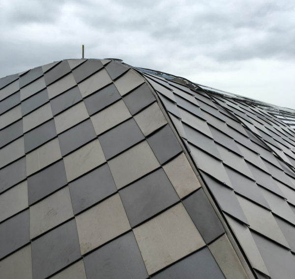 Alison Brooks Architects _ Exeter College Oxford University _ Photo Roof
