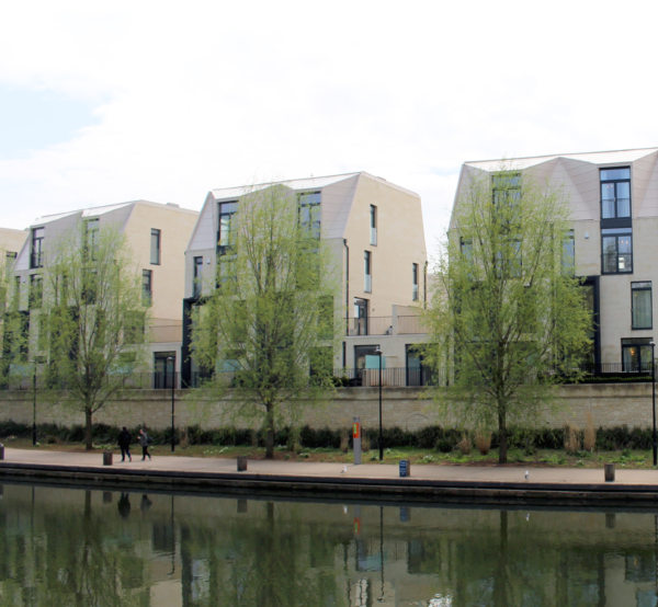 Alison Brooks Architects _ Bath Western Riverside _ Site Photo