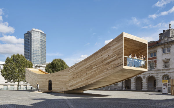 The Smile selected as finalist for Architizer Award